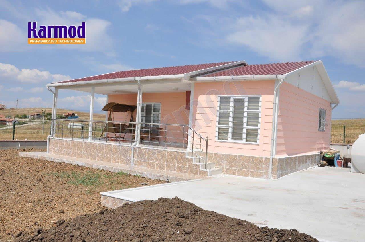 بيوت جاهزة للبيع في الكويت