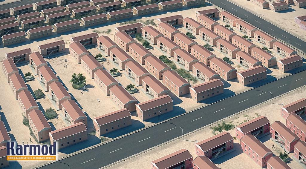 البيوت الجاهزة الالمانية