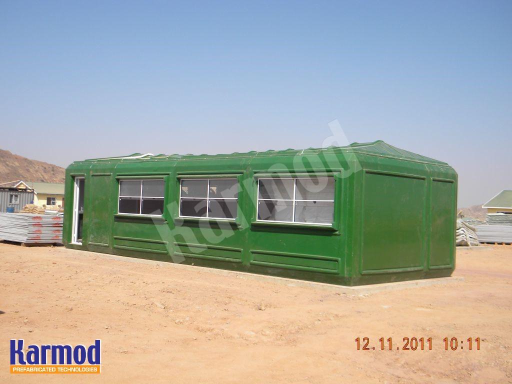 كرفانات والمخيمات والطاقة الشمسية