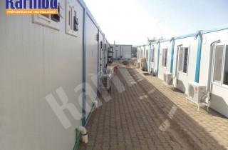 الجاهزة مخيم العمل