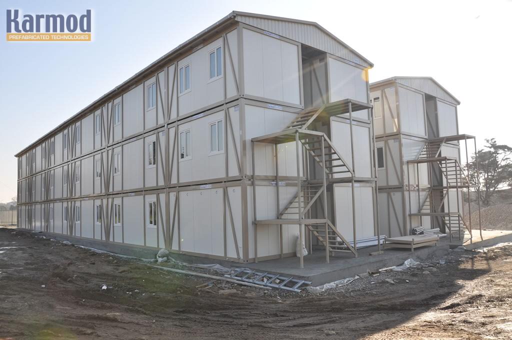 بيوت جاهزة كرفانات