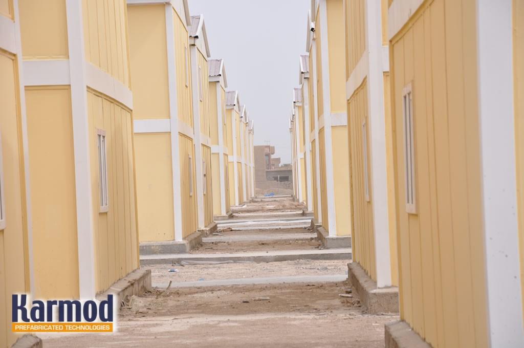 بناء البيوت الجاهزة في السعودية
