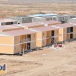 البيوت والفلل والمباني الجاهزة
