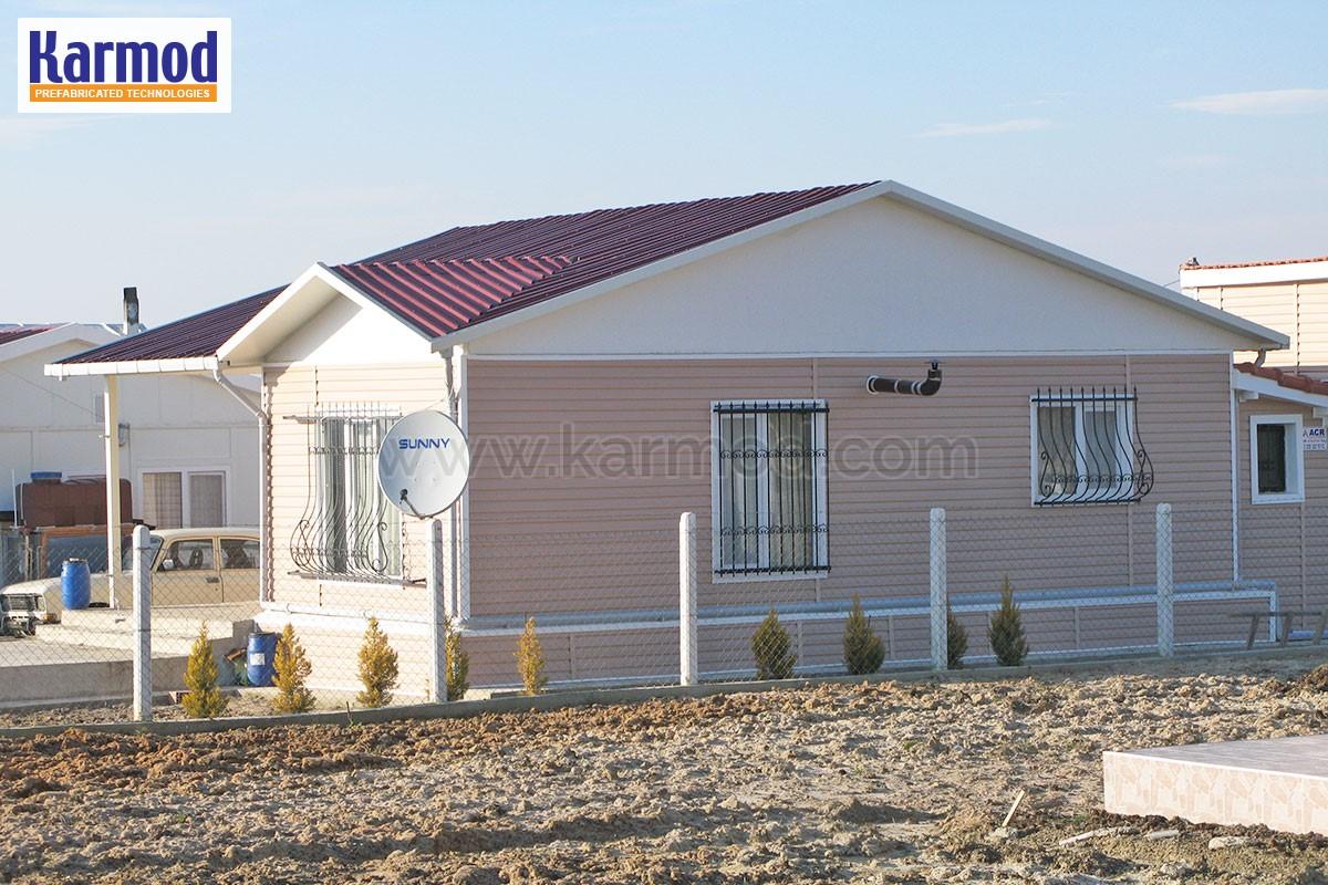 بيع المنازل الجاهزة في الجزائر