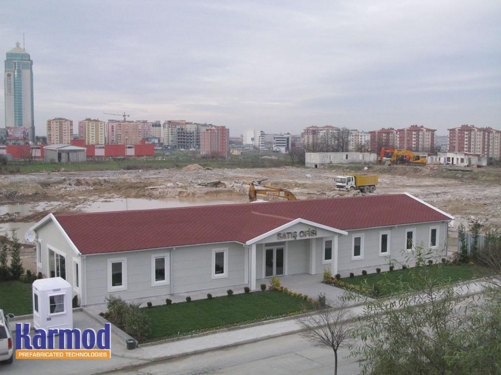 مصنع البيوت الجاهزة في السعودية