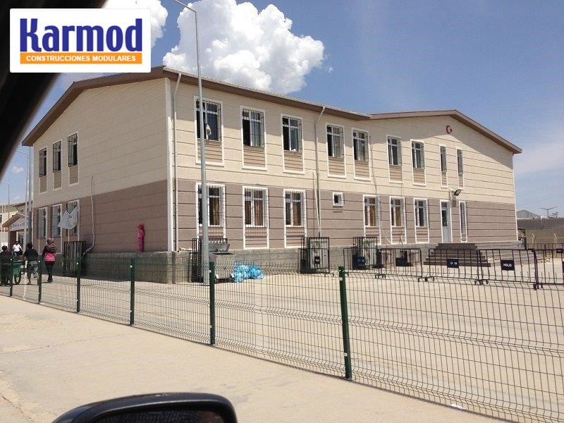 مدارس حضانات رياض اطفال ابتدائية, مدارس مباني جاهزة