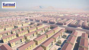 شركات البناء الجاهز التركية في العراق