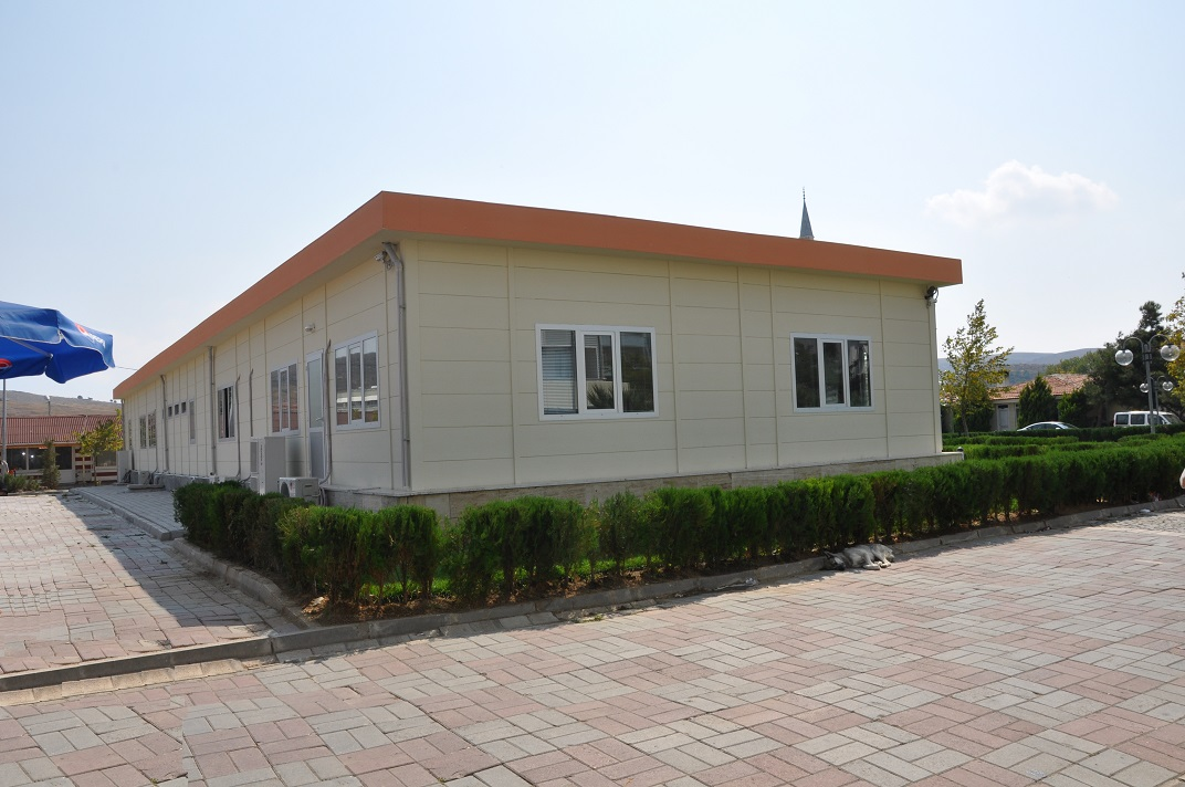 الشركة التركية للبناء الجاهز في العراق