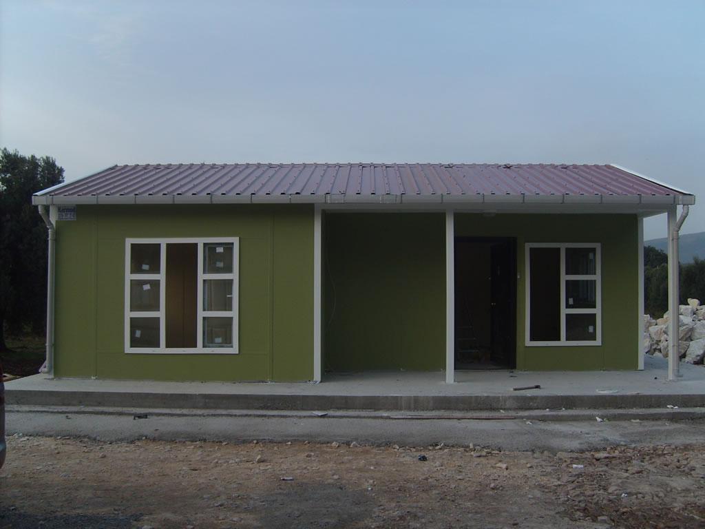 البيوت الجاهزة الصينية