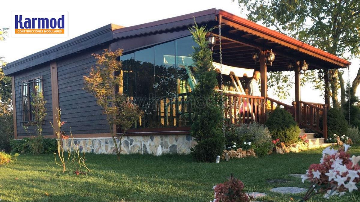البيوت التركية الجاهزة