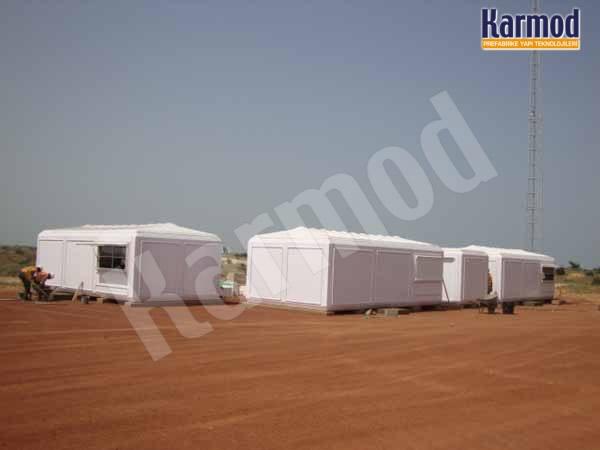 مخيم كرفان