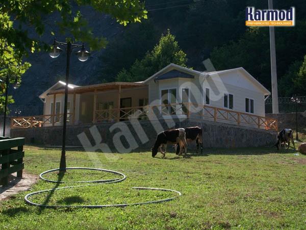 منازل جاهزة في الجزائر