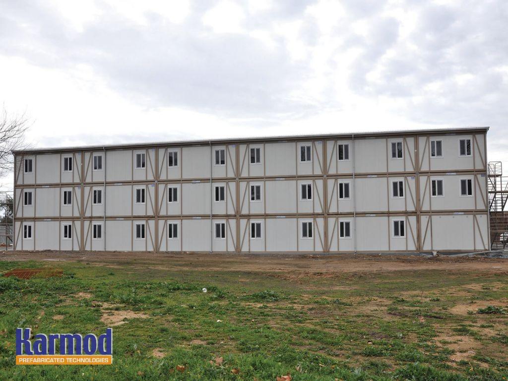 بيوت و غرف جاهزه بركسات للبيع في غزة