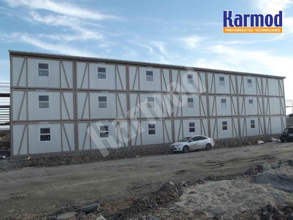 qatar labour camps