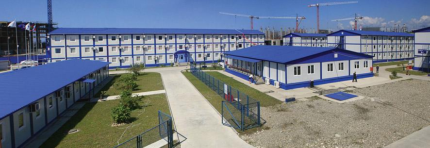 labor camps