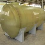 خزانات المياه الفيبر جلاس