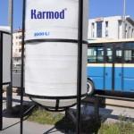 خزانات مياه الكويت