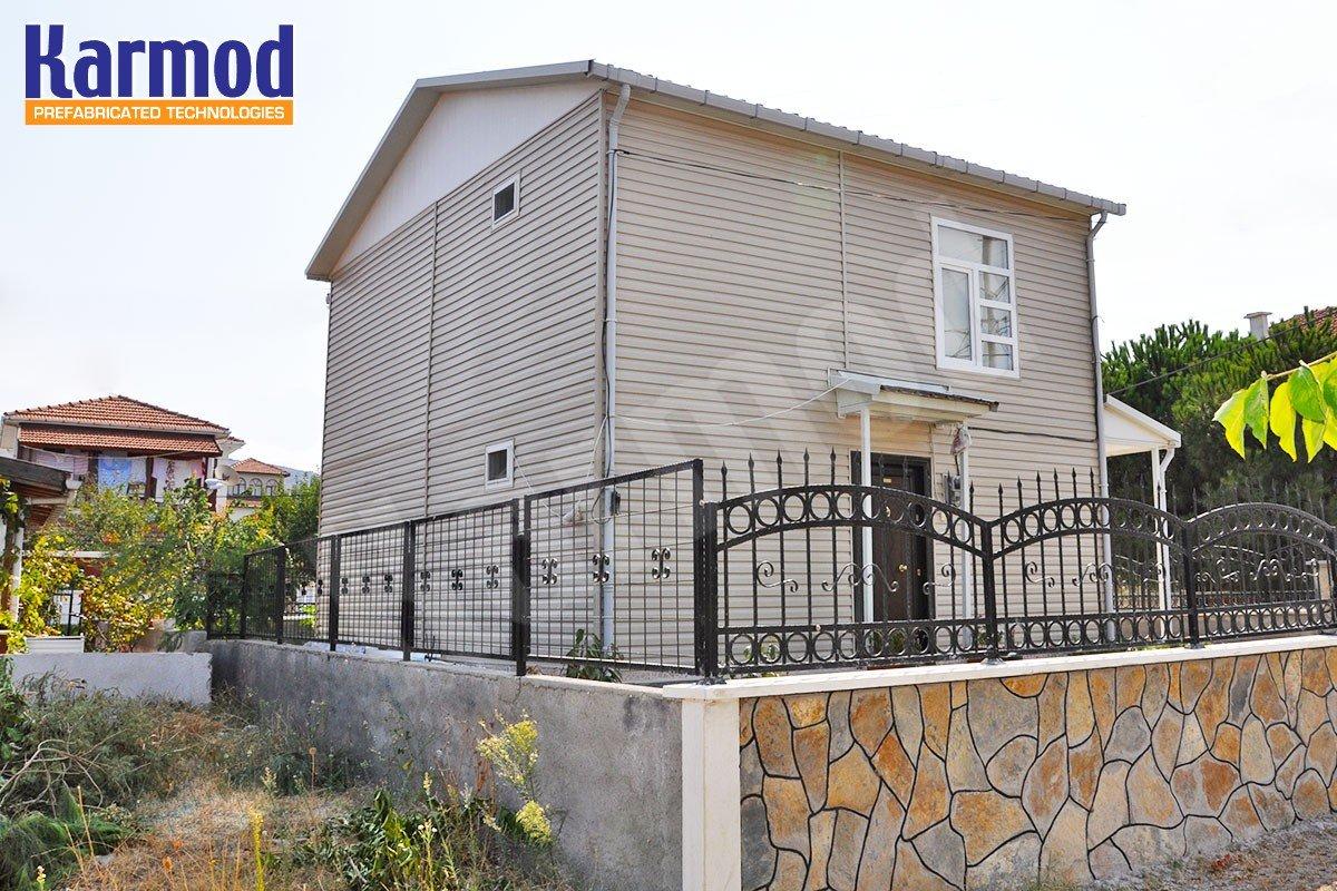 بيوت جاهزة في العراق