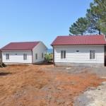 بناء بيت اقتصادي