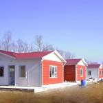 بناء منازل اقتصادية