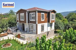 المنازل الجاهزة في تونس