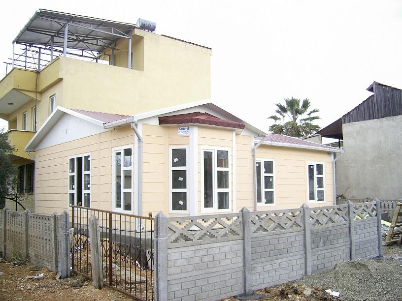 البيوت الجاهزة في جدة