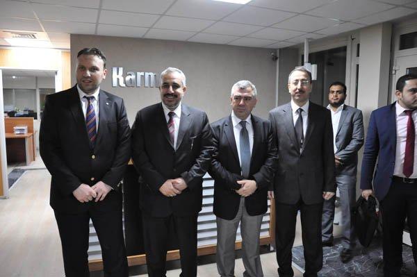 كارمود ستنشئ مشروع إسكان كبير في ليبيا