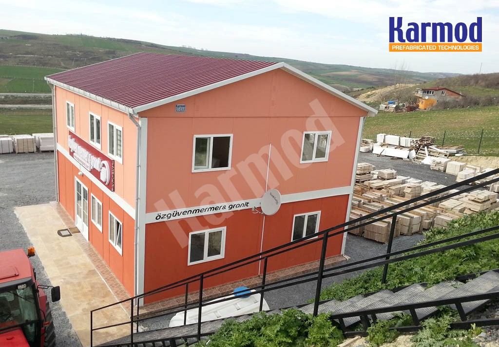 prefabricated concrete buildings,
