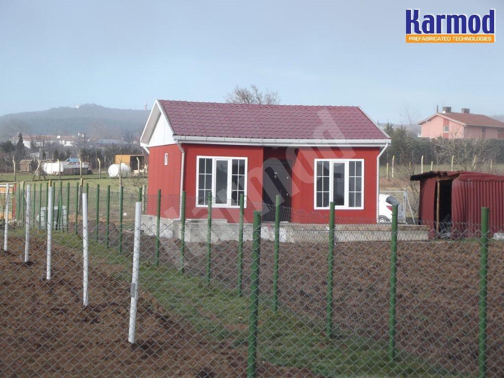 بيوت جاهزة للتركيب
