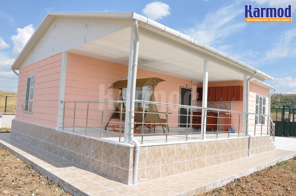 بيوت جاهزة تركيا