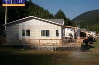 بناء بيوت الحمام