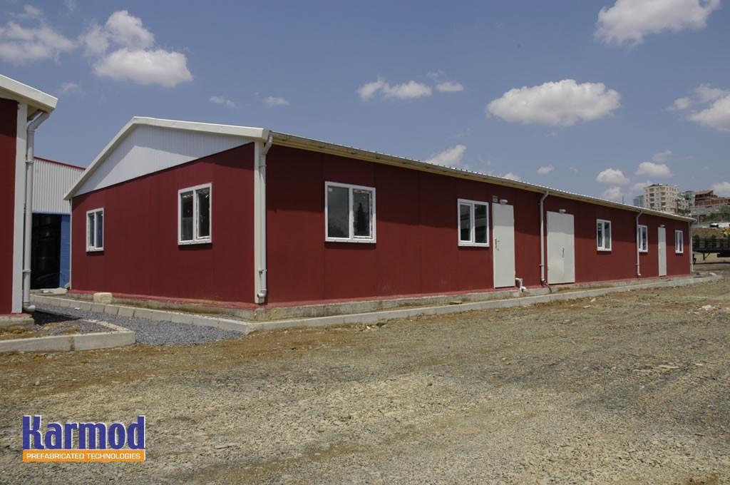 مصنع البيوت الجاهزة في عمان