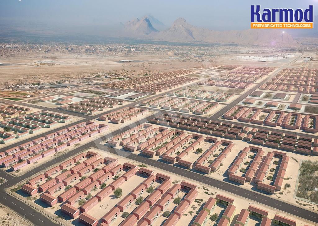 مشاريع سكنية ضخمة ل متوسطي الدخل