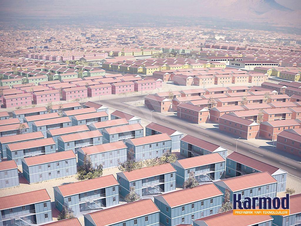 مشاريع الاسكان في مكه