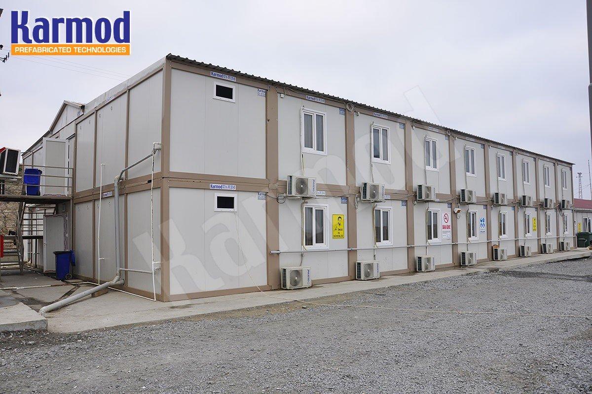 كرفانات سكنية للبيع في العراق