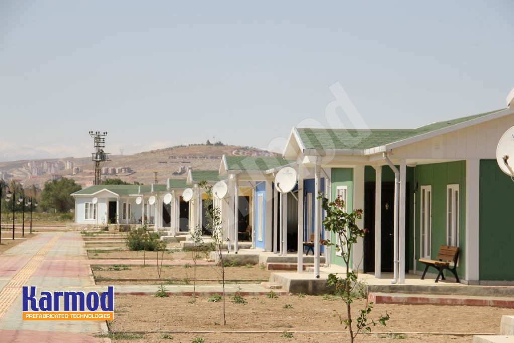 مشاريع بيوت جاهزة