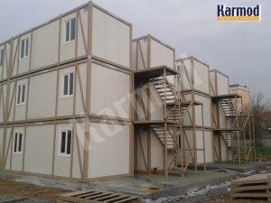 مباني جاهزة