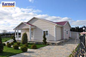 البيوت الجاهزة التركية في القصيم