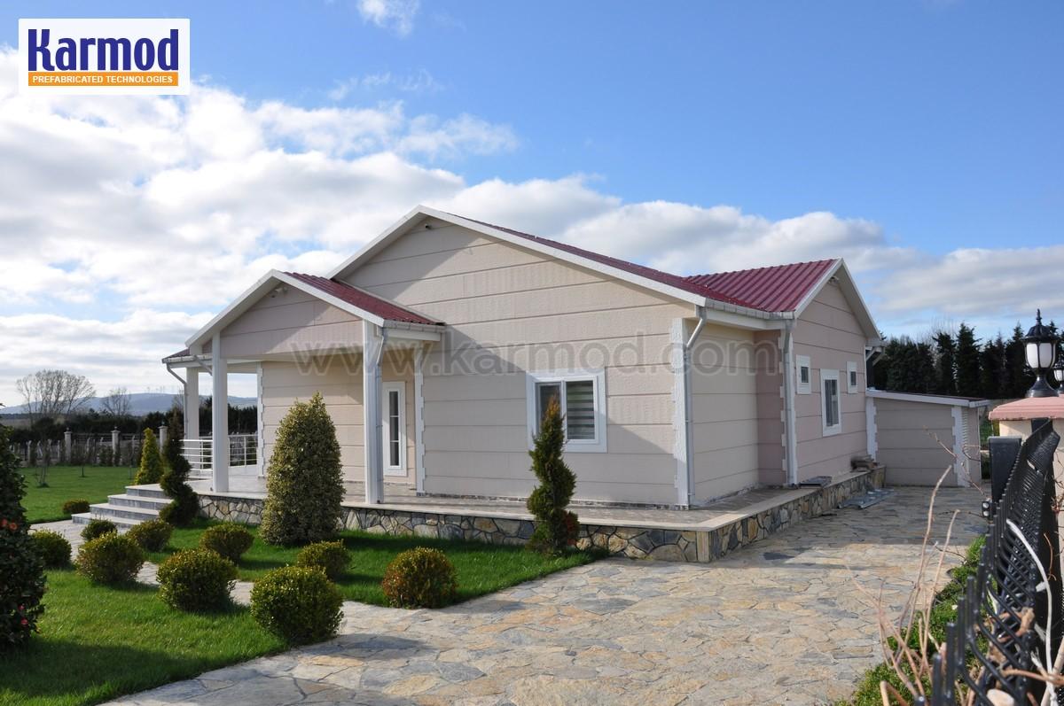 البيوت الجاهزة التركية
