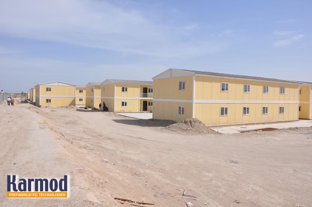 بناء البيوت الجاهزة في الامارات
