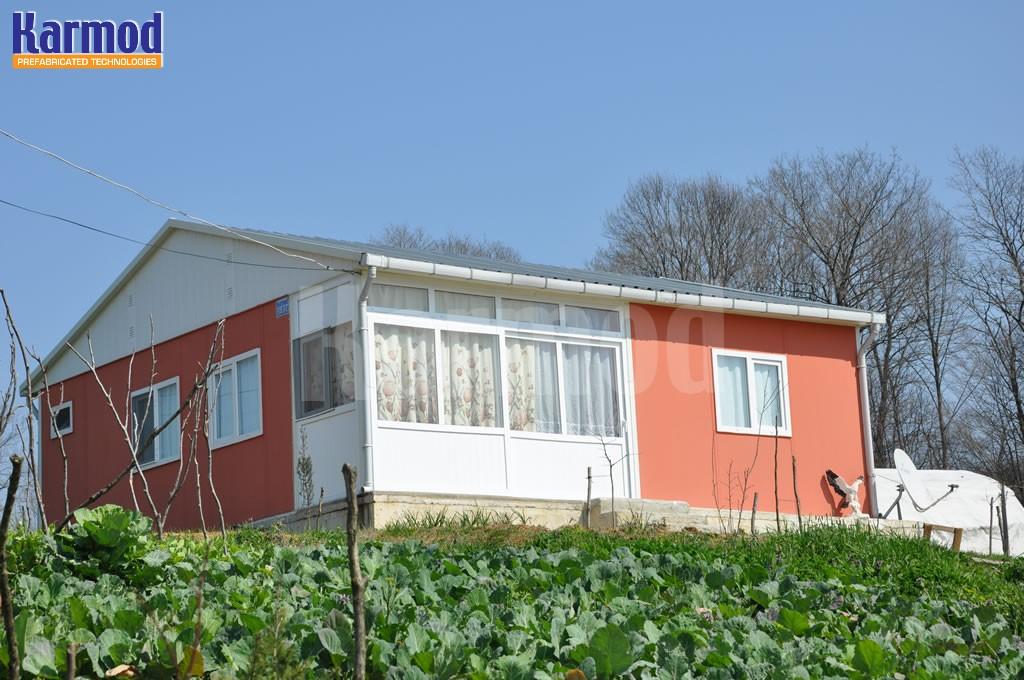 بناء منازل بالتقسيط