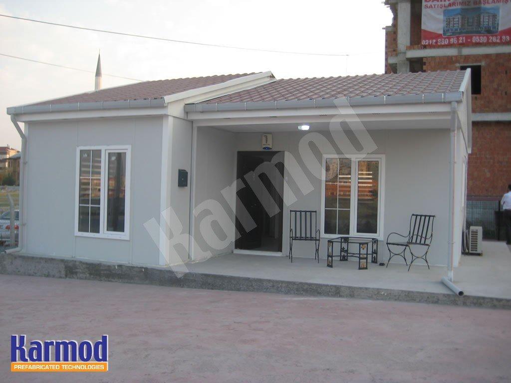 المنازل الجاهزة في الامارات