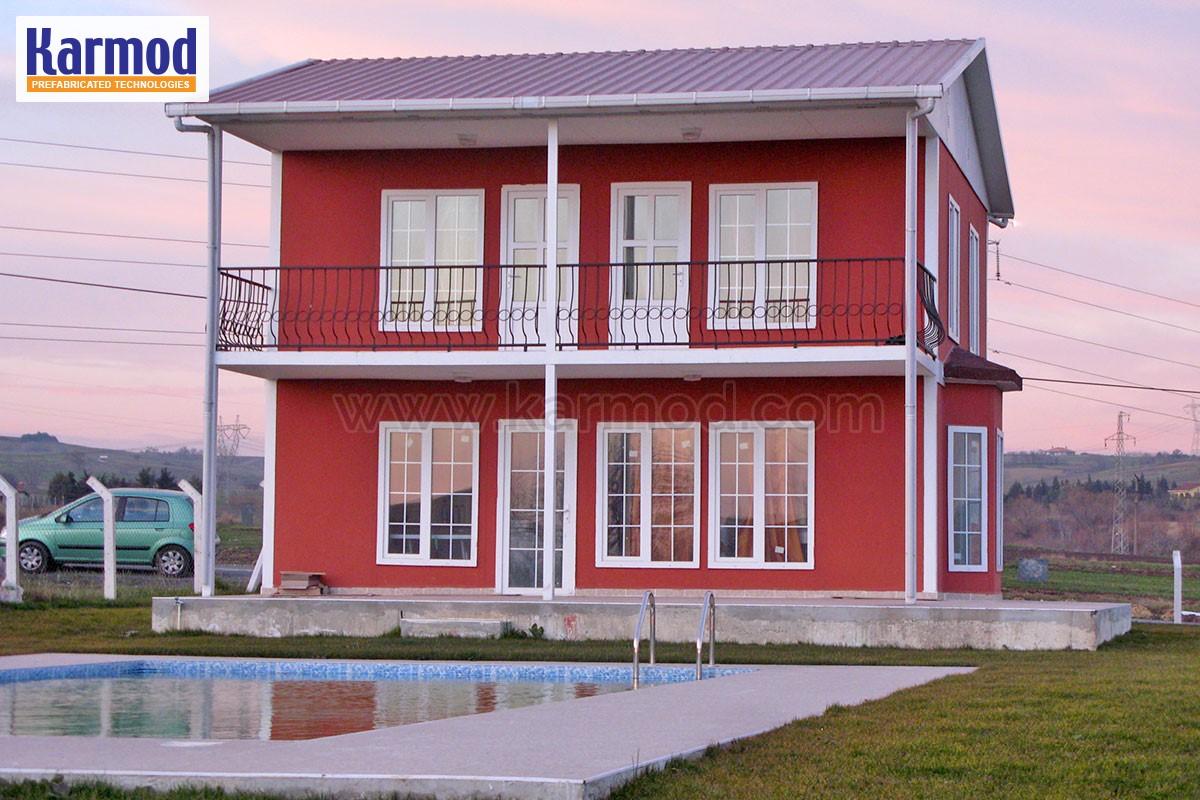 منازل جاهزة للتركيب في الجزائر