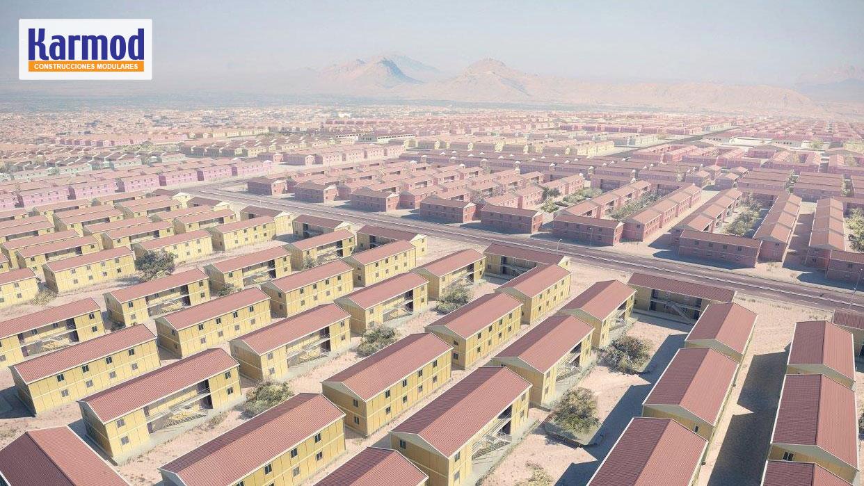البيوت الجاهزة في تونس