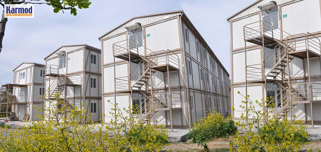 مباني جاهزه في ابوظبي