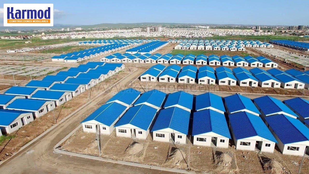 شركة كارمود البناء الجاهز في بغداد