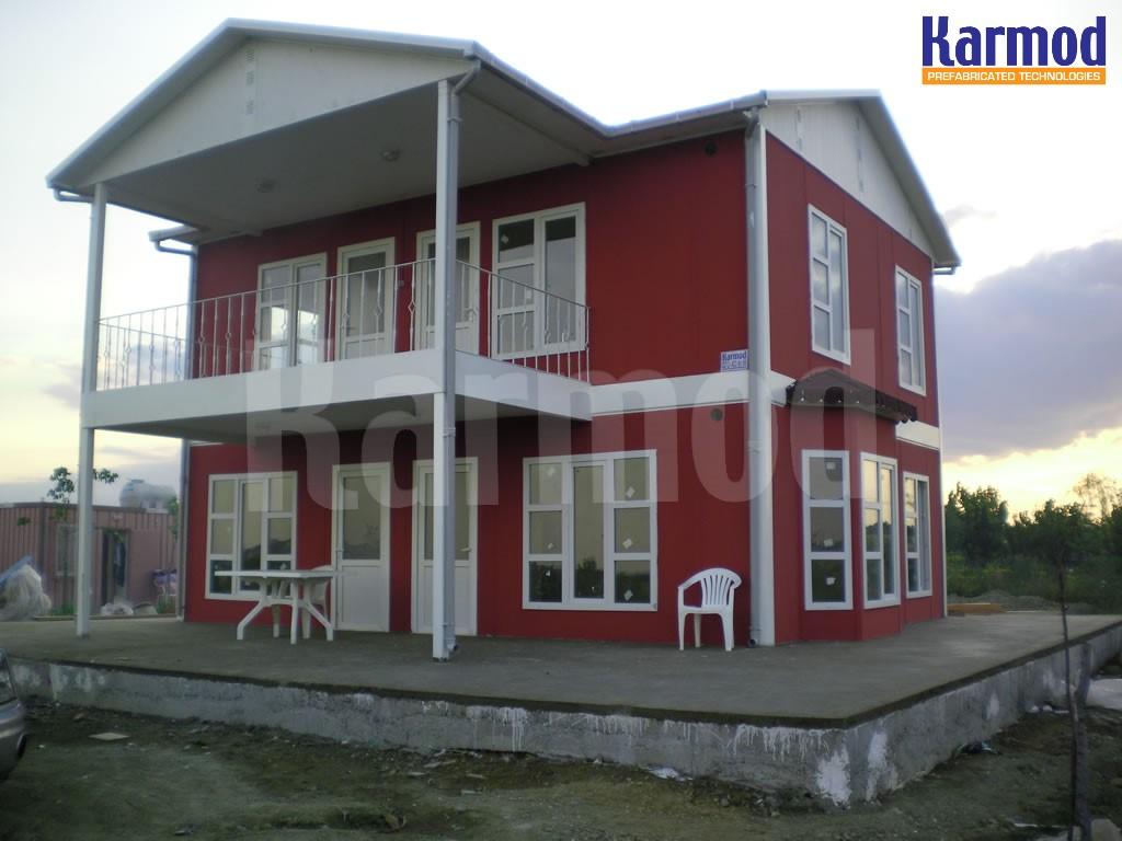 بيوت سريعة التركيب
