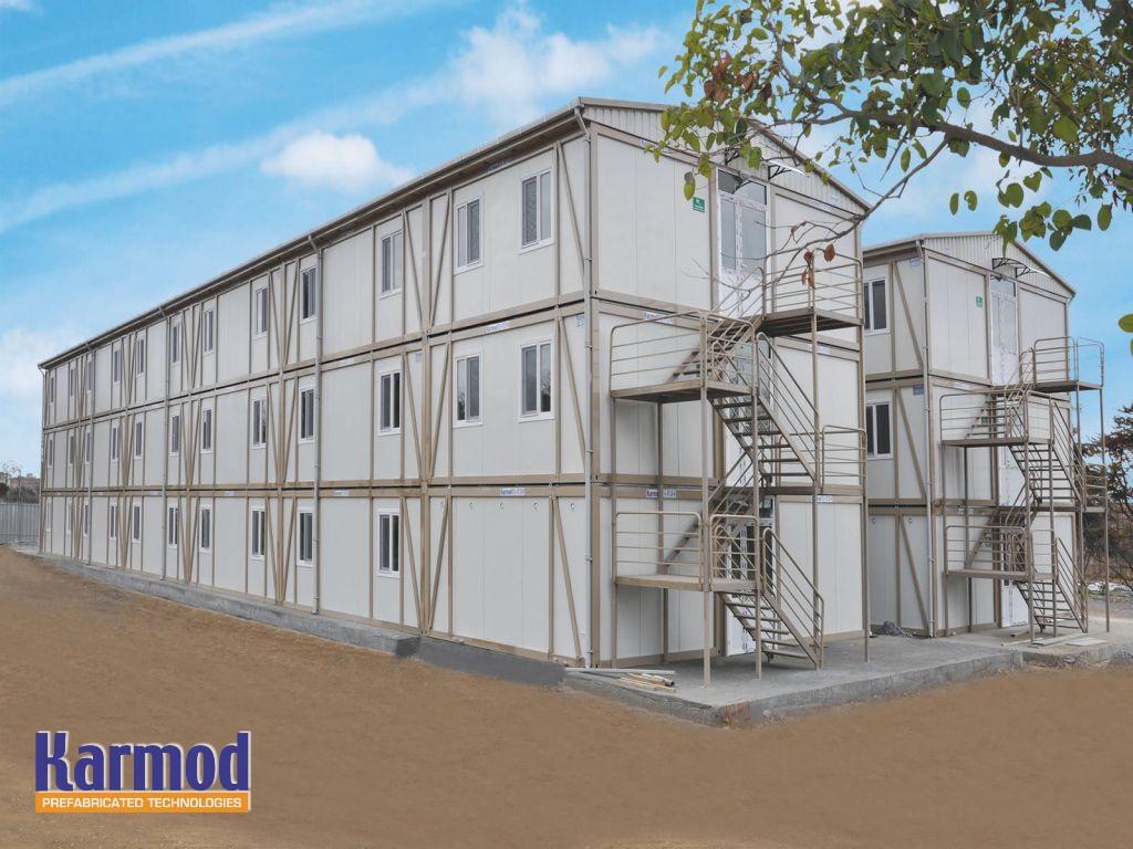 غرف متنقلة بركسات للبيع في غزة