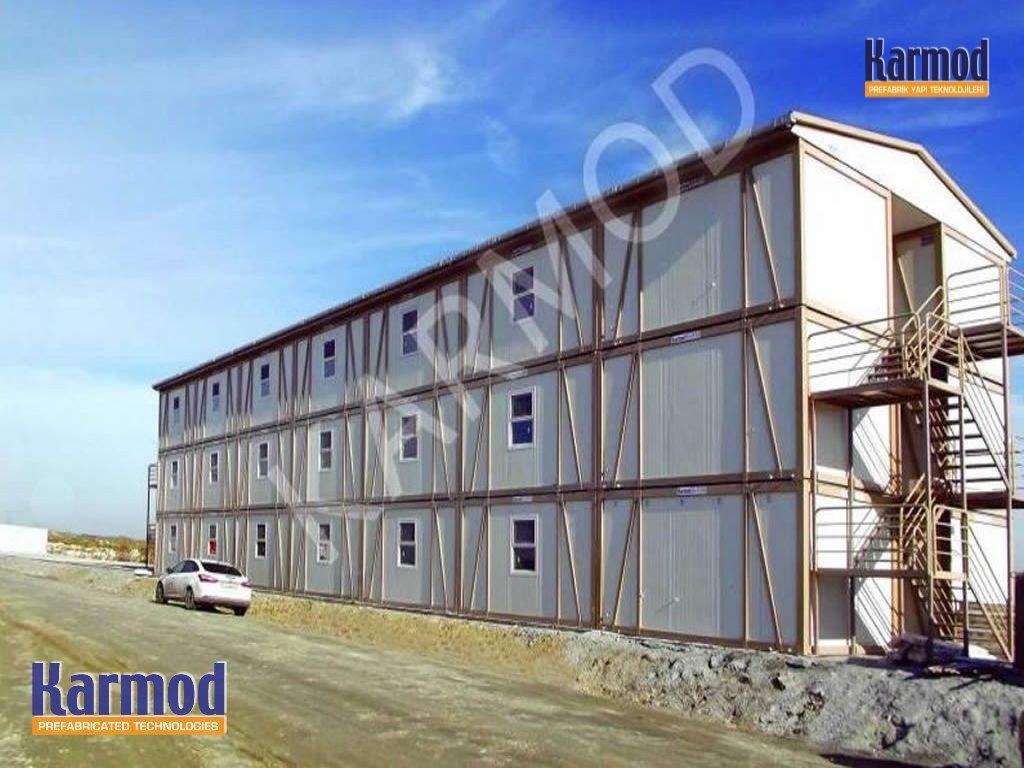 مصنع الكرفانات في الاردن