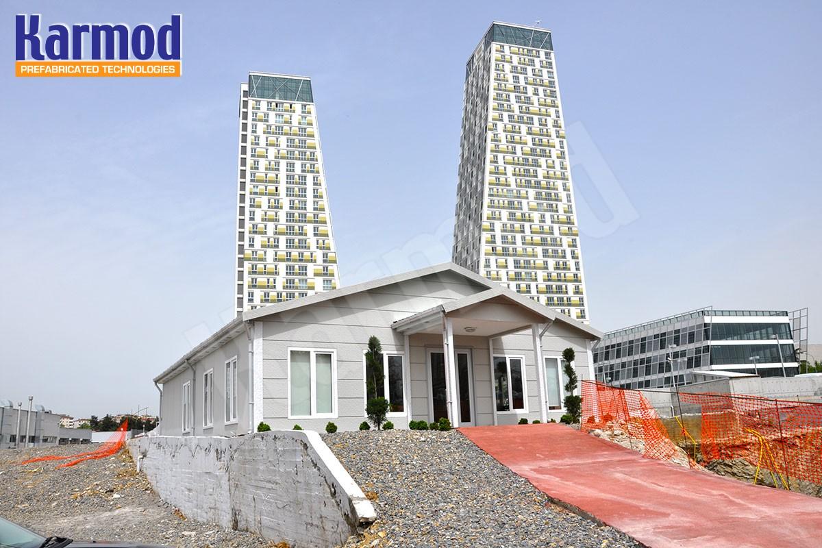 مباني جاهزة في الكويت